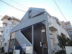ジュネパレス松戸第707[1階]の外観