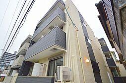 MOVE府中浜田弐番館[2階]の外観