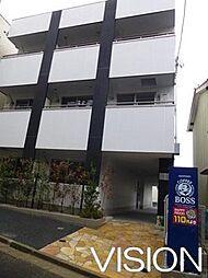 ファブール志村[102号室]の外観