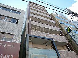 レジュールアッシュ大阪城EAST[9階]の外観