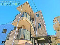 愛知県名古屋市南区鶴里町3の賃貸マンションの外観