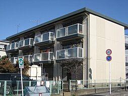 吉野ハイツ[1階]の外観