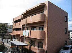 広島県広島市東区戸坂大上1丁目の賃貸マンションの外観