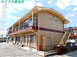 コーポ桑部 B棟[1階]の外観
