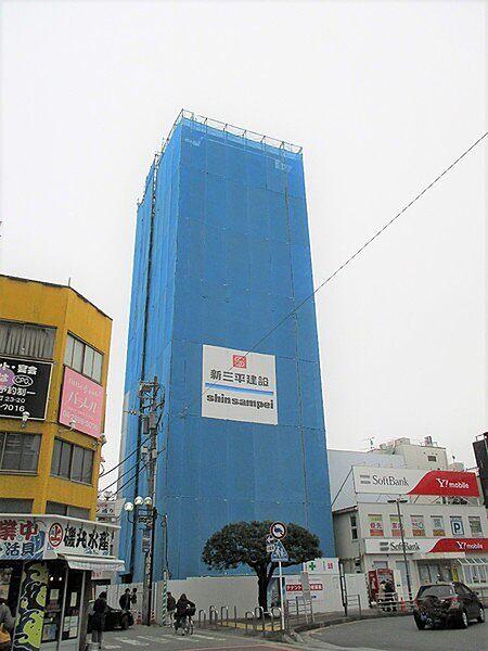 Grado 新所沢[5F03号室]の外観