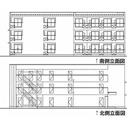 (仮称)船橋市海神町2丁目プロジェクト[303号室]の外観