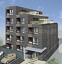 サニークレスト西新[5階]の外観