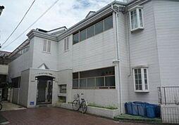 東京都練馬区北町5丁目の賃貸アパートの外観