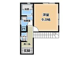 [一戸建] 東京都足立区千住橋戸町 の賃貸【/】の間取り