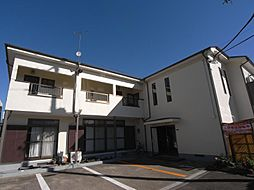 埼玉県朝霞市本町2丁目の賃貸アパートの外観