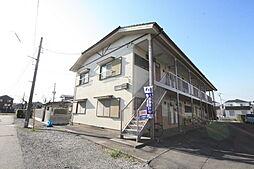 山崎ハイツ[102号室]の外観