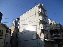 パールハウス北野田[503号室]の外観
