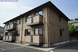 福岡県北九州市若松区宮前町の賃貸アパートの外観