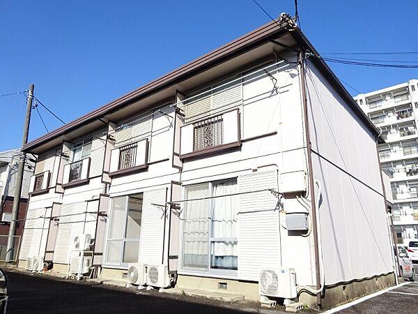 コスモ筑波 A 2階の賃貸【茨城県 / つくば市】