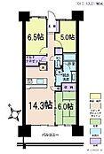 3LDK・専有面積71.23平米