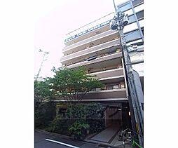 京都府京都市中京区姉小路通両替町西入柿本町の賃貸マンションの外観