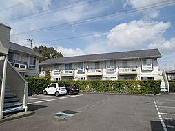 大阪府大阪狭山市大野西の賃貸アパートの外観
