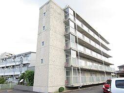 滋賀県草津市野路東5丁目の賃貸マンションの外観
