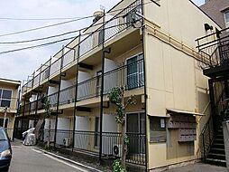 田町第二マンションB棟[204号室]の外観