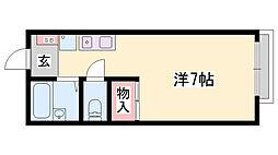 英賀保駅 3.2万円
