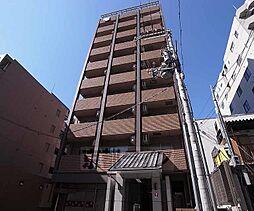 京都府京都市中京区役行者町の賃貸マンションの外観