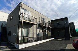 スタジオ北柏2[201号室]の外観