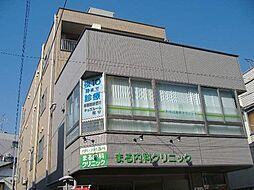 千葉県船橋市本中山2丁目の賃貸マンションの外観