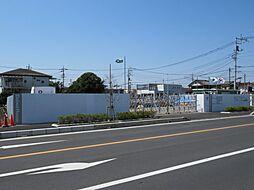 仮)安行藤八D-room2[2階]の外観