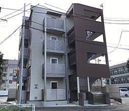 JR鶴見線 武蔵白石駅 徒歩10分の賃貸マンション