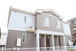 愛知県名古屋市南区大同町2丁目の賃貸アパートの外観