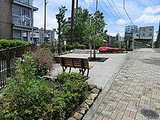 周辺環境:万年橋児童遊園