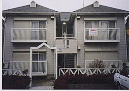 埼玉県さいたま市浦和区瀬ヶ崎5丁目の賃貸アパートの外観