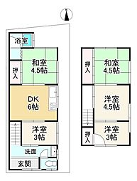 伏見駅 2,430万円