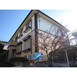 埼玉県富士見市山室2丁目の賃貸アパートの外観