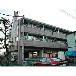 郡慶マンション[2階]の外観