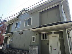 [タウンハウス] 東京都小金井市本町4丁目 の賃貸【/】の外観