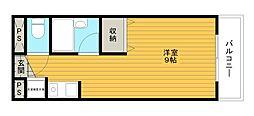 ハイツタナカ[305号室]の間取り