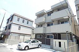 兵庫県神戸市兵庫区兵庫町2丁目の賃貸アパートの外観