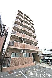 愛知県名古屋市西区名西1丁目の賃貸マンションの外観