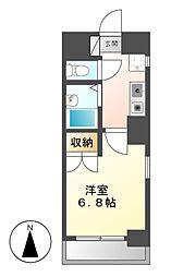本山ブライトレジデンス[5階]の間取り