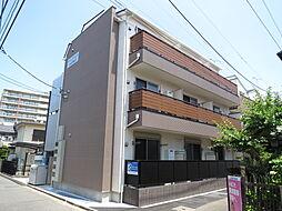 ラビングパレス西武柳沢[101号室]の外観