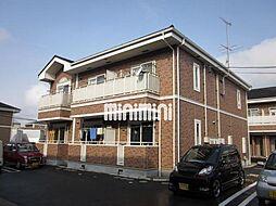 OAZO A棟[1階]の外観