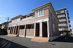 福岡県福岡市西区下山門3丁目の賃貸アパートの外観