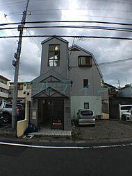 京都府京都市山科区勧修寺平田町の賃貸マンションの外観