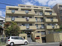 兵庫県神戸市東灘区鴨子ケ原1丁目の賃貸マンションの外観