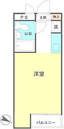 TOP石神井公園[303号室]の間取り