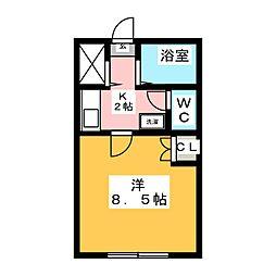 福田町駅 3.6万円