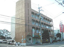 大和マンションA[4階]の外観