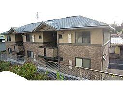 静岡県三島市若松町の賃貸アパートの外観