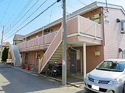 シティハイツSUZUKI3[2階]の外観
